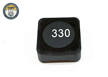 TG-S10 Shielded SMD Power Inductors Black Color For Computer OEM Accepted